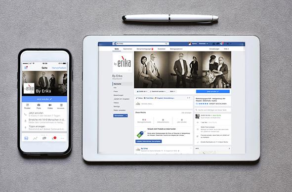 Die Schneider - Social Media am Smartphone und Tablet